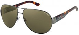 Sunglasses - Special offer - Oxydo - CONCEPT 2 - CAK (QT) RUTHENIUM HAVANA // GREEN