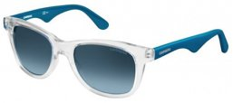 Gafas Junior - Carrera Junior - CARRERINO 10 - WE9 (1D) CRYSTAL PETROLEUM // DARK BLUE GRADIENT