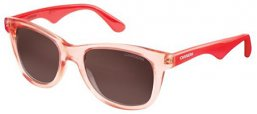 Gafas Junior - Carrera Junior - CARRERINO 10 - WF3 (3X) CRYSTAL RED // PINK