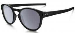 Gafas de Sol - Oakley - OO9265 LATCH - 926501 MATTE BLACK // GREY