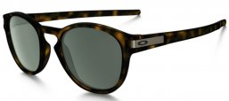 Gafas de Sol - Oakley - OAKLEY LATCH - 926502 MATTE BROWN TORTOISE // DARK GREY