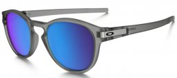 Gafas de Sol - Oakley - OO9265 LATCH - 926508 MATTE GREY INK // SAPPHIRE IRIDIUM POLARIZED