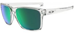 Gafas de Sol - Oakley - OAKLEY SLIVER XL  - 934102 POLISHED CLEAR // JADE IRIDIUM