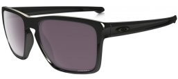 Gafas de Sol - Oakley - OO9341 SLIVER XL - 934106 POLISHED BLACK // PRIZM DAILY POLARIZED