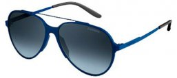 Sunglasses - Carrera - CARRERA 118/S - T6M (HD) BLUE // GREY GRADIENT