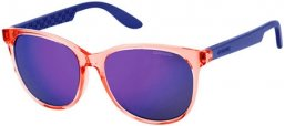 Sunglasses - Carrera - CARRERA 5001 - B7Y (TE) ORANGE VIOLET // MULTILAYER VIOLET
