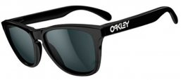 Gafas de Sol - Oakley - OO9013 FROGSKINS - 24-306 POLISHED BLACK // GREY