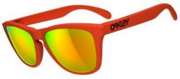 Gafas de sol - Oakley - OO9013 FROGSKINS - 24-344 MESA ORANGE // FIRE IRIDIUM