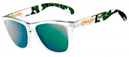 Gafas de sol - Oakley - OO9013 FROGSKINS - 24-436 ERIC KOSTON SIGNATURE SERIES CLEAR // EMERALD IRIDIUM