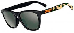 Gafas de sol - Oakley - OO9013 FROGSKINS - 24-437 ERIC KOSTON SIGNATURE SERIES  MATTE BLACK // DARK GREY