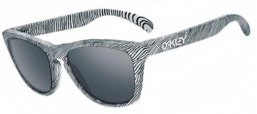 Gafas de Sol - Oakley - OAKLEY FROGSKINS - 901352 FINGERPRINT POLISHED WHITE // BLACK IRIDIUM