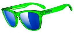 Gafas de sol - Oakley Custom - OO9013 FROGSKINS - 9013C13 ACID GREEN // ICE IRIDIUM
