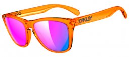 Gafas de sol - Oakley Custom - OO9013 FROGSKINS - 9013C22 ACID ORANGE // VIOLET IRIDIUM
