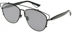 Sunglasses - Dior - DIORTECHNOLOGIC - 65Z (2K) BLACK // DARK GREY