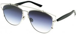 Sunglasses - Dior - DIORTECHNOLOGIC - 84J (84) PALLADIUM BLACK // BLUE GRADIENT