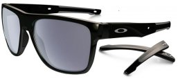 Gafas de Sol - Oakley - OO9360 CROSSRANGE XL - 936001 POLISHED BLACK // GREY