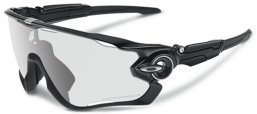Gafas de Sol - Oakley - OO9290 JAWBREAKER - 929014 POLISHED BLACK // CLEAR BLACK IRIDIUM PHOTOCHROMIC
