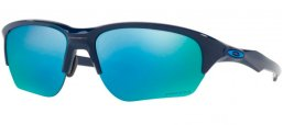 Sunglasses - Oakley - FLAK BETA OO9363 - 9363-07 NAVY // PRIZM DEEP H2O POLARIZED