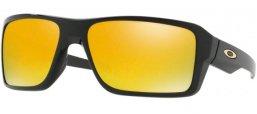 8880dc6eda Gafas de Sol Oakley DOUBLE EDGE OO9380 938005 MATTE BLACK    PRIZM ...