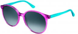 Sunglasses - Special offer - Oxydo - OX 1074/S - H53 (PL) VIOLET AQUA // GREY GREEN GRADIENT