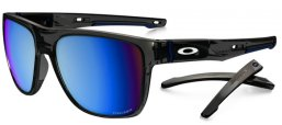 Gafas de Sol - Oakley - OO9360 CROSSRANGE XL - 936009 GREY SMOKE // PRIZM DEEP H2O POLARIZED