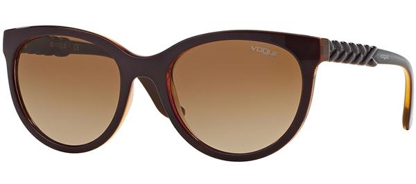 5922c53759 Gafas de Sol - Vogue - VO2915S - 228713 TOP PURPLE YELLOW TRANSPARENT //  BROWN