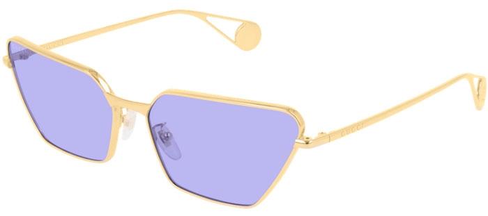 f271440e1 Sunglasses - Gucci - GG0538S - 006 GOLD // BLUE