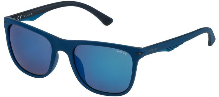 73da115c42 Gafas de Sol - Police - SPL357 BLACKBIRD LIGHT 2 - WT6B MATTE GRADIENT BLUE  /