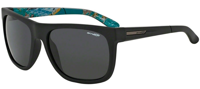 839213982b Gafas de Sol - Arnette - AN4143 FIRE DRILL - 222787 FUZZY BLACK // GREY