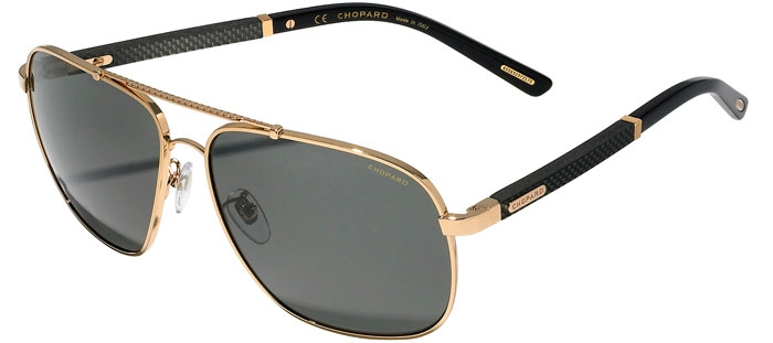 bd607209ae Gafas de Sol - Chopard - SCHB77 - 300Z SHINY ROSE GOLD    GREY POLARIZED