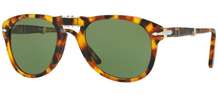 60ae4ae477 Sunglasses - Persol - PO0714 FOLDING - 10524E MADRETERRA    GREEN