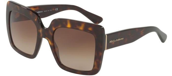 d21892bce0 Gafas de Sol Dolce & Gabbana DG4310 502/13 HAVANA // BROWN GRADIENT