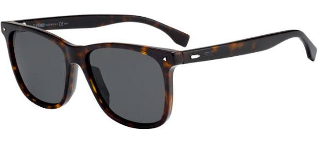 99f07ca427 Gafas de Sol Fendi FF M0002/S 086 (IR) DARK HAVANA // GREY BLUE