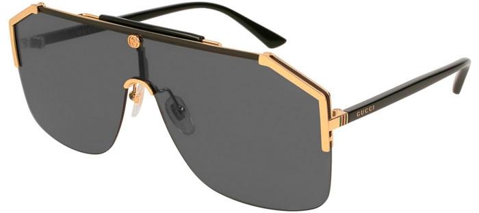 6eb7cc8409 Gafas de Sol - Gucci - GG0291S - 001 BLACK GOLD // GREY