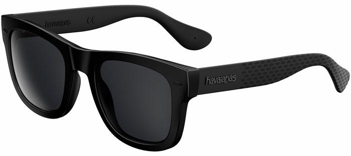 d0df43aeb1e03 Gafas de Sol Havaianas PARATY L QFU (Y1) BLACK    GREY