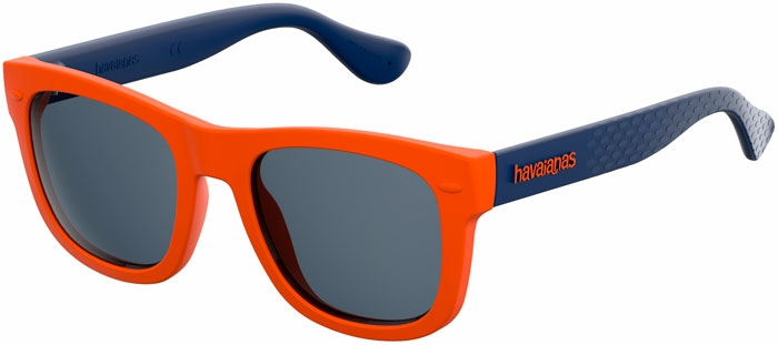 5943cced97c4a Gafas de Sol Havaianas PARATY S QPS (9A) ORANGE BLUE    BLUE