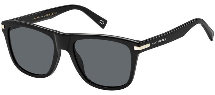 Gafas de Sol Marc Jacobs MARC 185 S 807 (IR) BLACK    GREY BLUE 878ff86e3c88