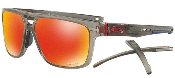 e9fdb5b408 Gafas de Sol - Oakley - CROSSRANGE PATCH OO9382 - 9382-05 MATTE GREY INK