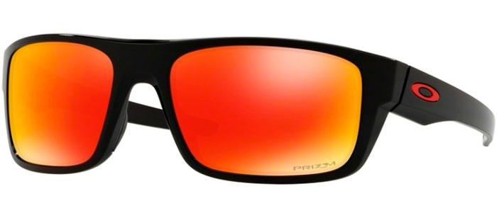 de5e4013a4 Gafas de Sol Oakley DROP POINT OO9367 936716 POLISHED BLACK // PRIZM ...