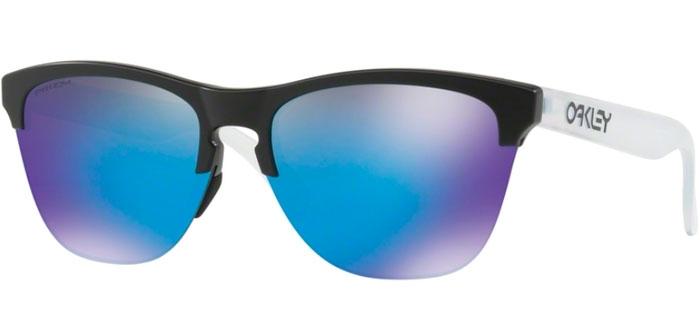 f43f4e5583 Gafas de Sol - Oakley - FROGSKINS LITE OO9374 - 9374-02 MATTE BLACK /