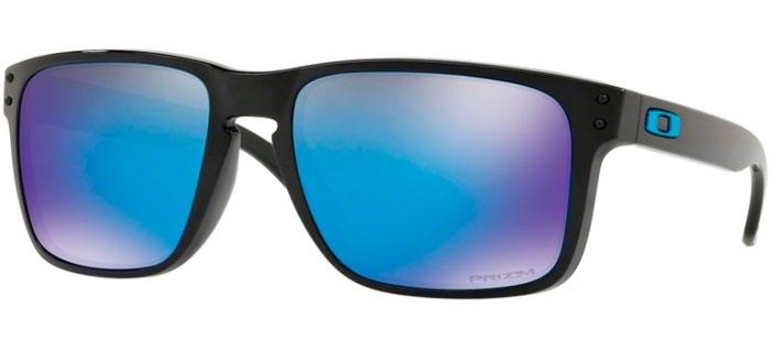 e1e2f97025ce HOLBROOK XL OO9417 - 9417-03. POLISHED BLACK // PRIZM SAPPHIRE. Sunglasses  - Oakley ...
