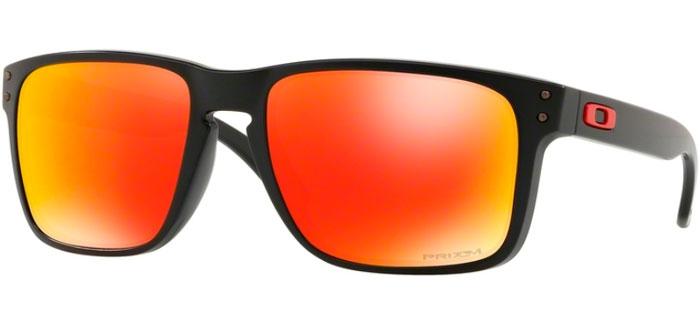 78377ff1e1 Sunglasses - Oakley - HOLBROOK XL OO9417 - 9417-04 MATTE BLACK    PRIZM