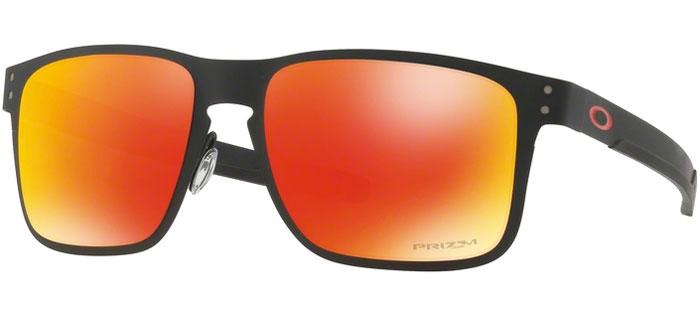 8efa47d561 Gafas de Sol - Oakley - HOLBROOK METAL OO4123 - 4123-12 MATTE BLACK /