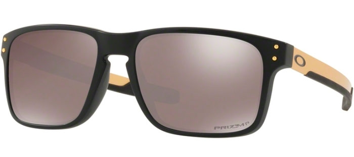 Sunglasses - Oakley - HOLBROOK MIX OO9384 - 9384-09 MATTE BLACK    PRIZM 9edd1b75cd6