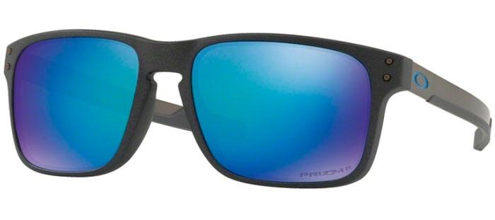 eff92a9e1c Sunglasses - Oakley - HOLBROOK MIX OO9384 - 9384-10 STEEL    PRIZM SAPPHIRE