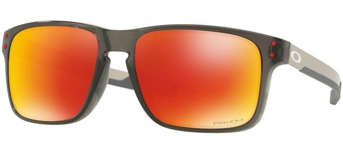 46d5264622576 Sunglasses - Oakley - HOLBROOK MIX OO9384 - 9384-07 GREY SMOKE    PRIZM
