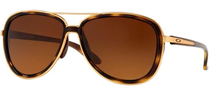 00874273c5 Sunglasses - Oakley - SPLIT TIME OO4129 - 4129-06 BROWN TORTOISE    BROWN.  Polarized