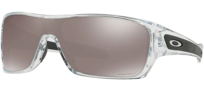 ac0f25aeb58 TURBINE ROTOR OO9307 - 9307-16. POLISHED CLEAR    PRIZM BLACK POLARIZED.  Sunglasses - Oakley ...