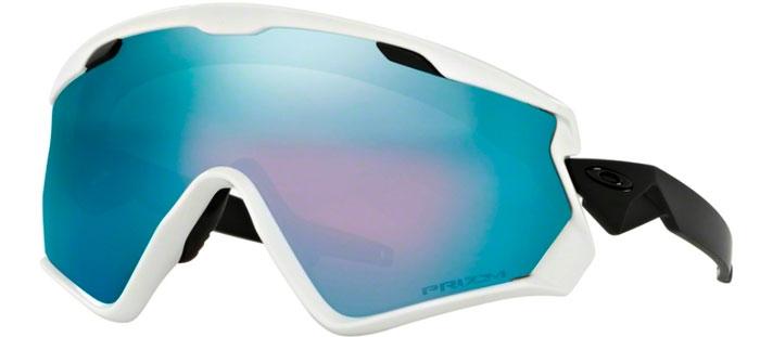 c5b80bbbd97b6 Sunglasses Oakley WIND JACKET 2.0 OO9418 941803 MATTE WHITE    PRIZM ...