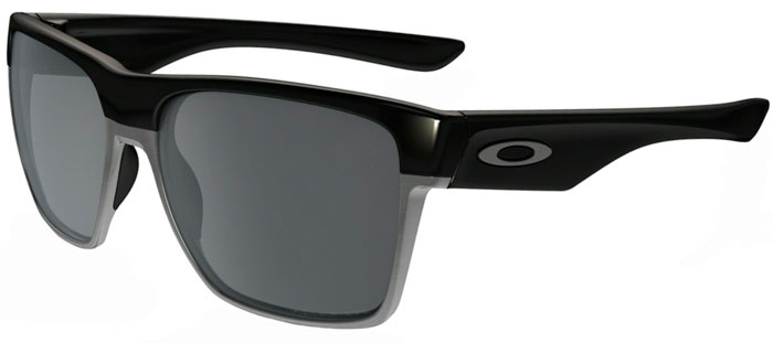 4b544b8358 Sunglasses Oakley TWOFACE XL OO9350 935001 POLISHED BLACK    BLACK ...